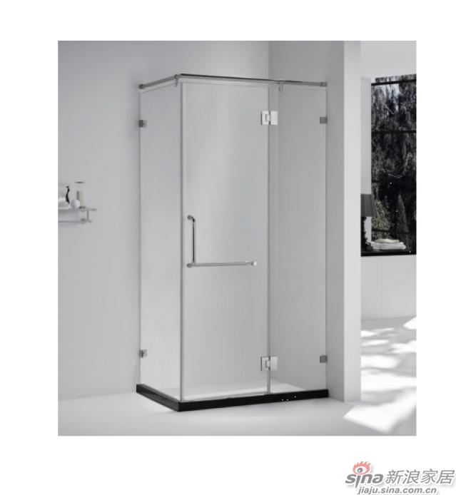 SH2-3264F方形二固一开沐浴房