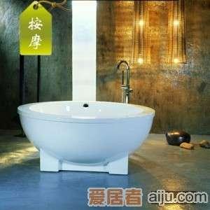 英皇亚克力豪华艺术按摩浴缸ET-012A(加按摩功能)1