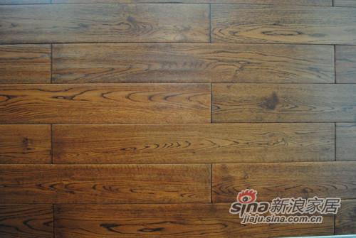 和邦盛世木艺地板 唐韵系列―望天门山-0