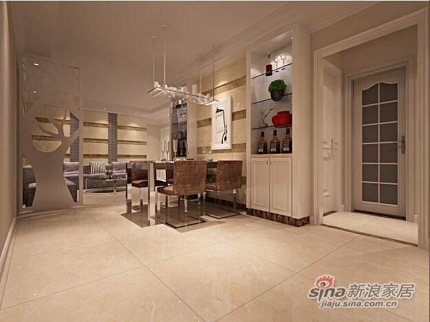 望京新城109现代风格-3