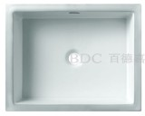 百德嘉陶瓷件台下盆-H312008欧彼帝系列