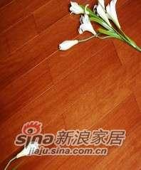 肯帝亚地板实木系列―纯实木LQ-605金菠萝-0
