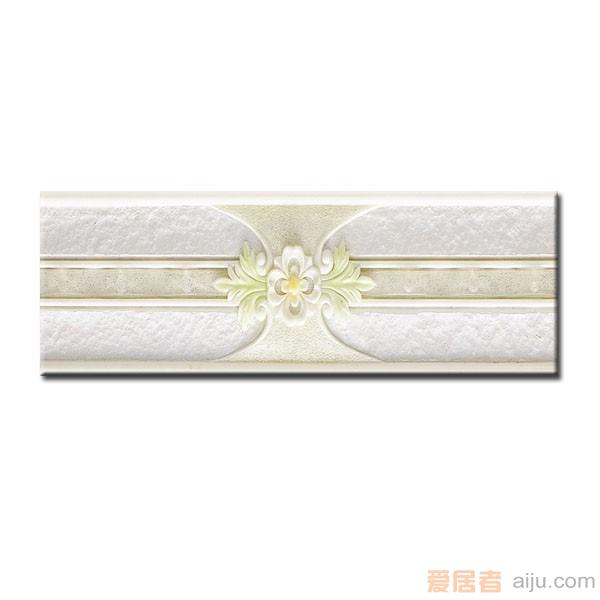 冠珠-真石100系列-腰线GQA43175ZFD (300*100MM)1
