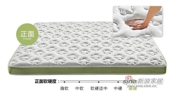 雅兰床垫儿童弹簧床垫-1