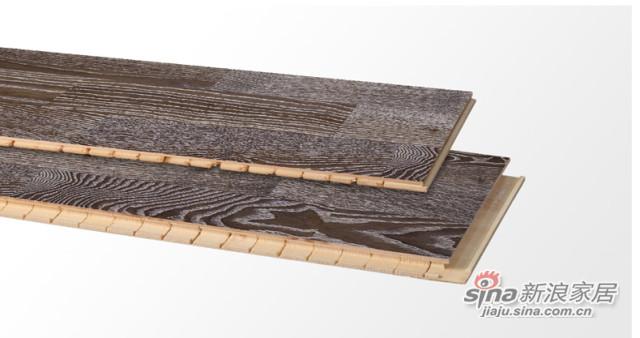 圣象地板 康树三层实木复合地板 KS8364-4