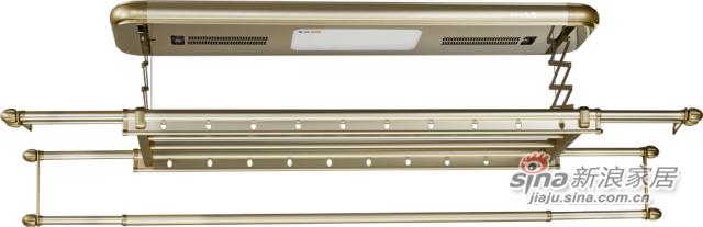 晾霸-高端落地衣架X60-3