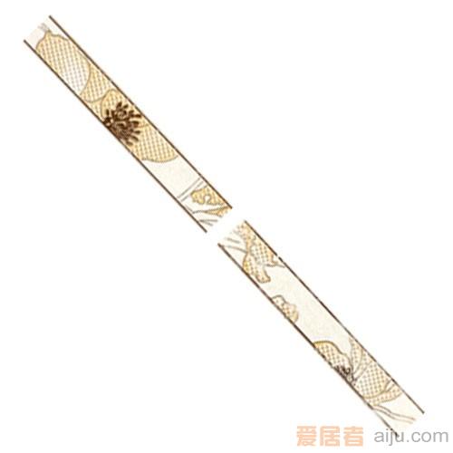 陶一郎-欧式墙纸系列-二合一平面大腰线TW45156C-F(45*300mm)1