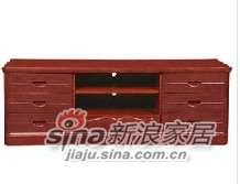 远大嘉华实木电视柜605#-0