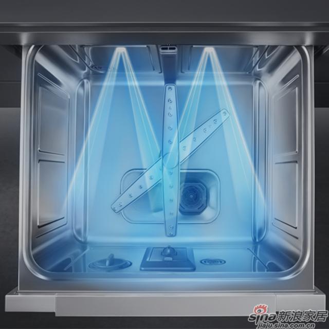 华帝JWD8-V7洗碗机-2