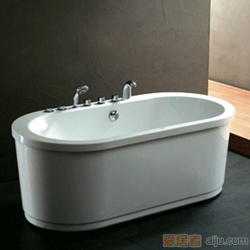 法恩莎按摩浴缸系列FC163(1700*850*650mm)1