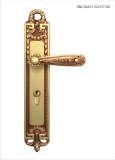 雅洁AS2011-C2117-92英文45抛铜锁体+英文70铜锁胆