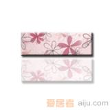 红蜘蛛瓷砖-墙纸系列-腰线RW43105D-H(450*150MM)