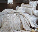 红富士床上用品高级全棉韩风一族四件套朵朵花粉红