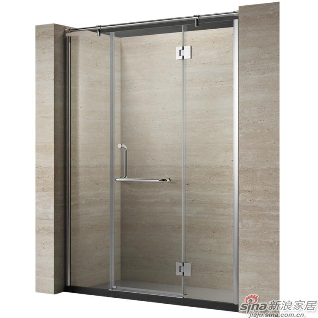 恒洁卫浴淋浴房HLG12Y31