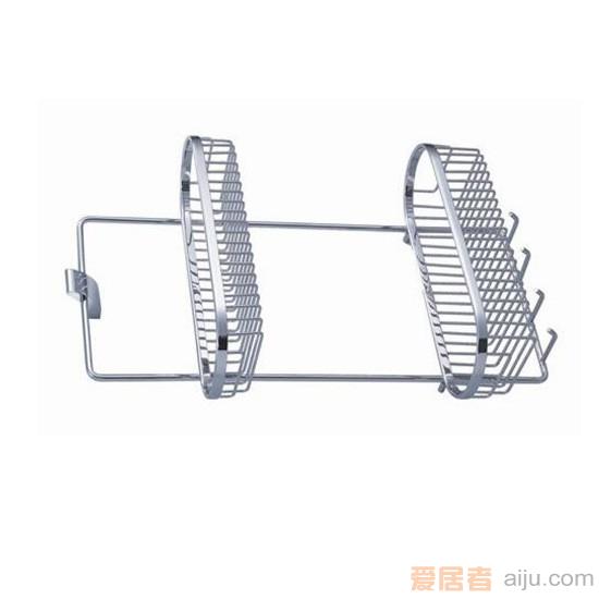 雅鼎-气贯长虹系列-双层置物网篮70170541