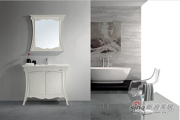 百德嘉卫浴浴室柜H51R220