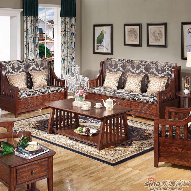 巴克庄园S5028#沙发、S5029#茶几