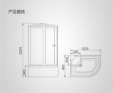 整体淋浴房 HD2221\2222