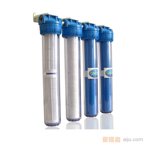 CARTIS-公寓或小型别墅全屋净水系列-净水器C1000(85*80*20CM)