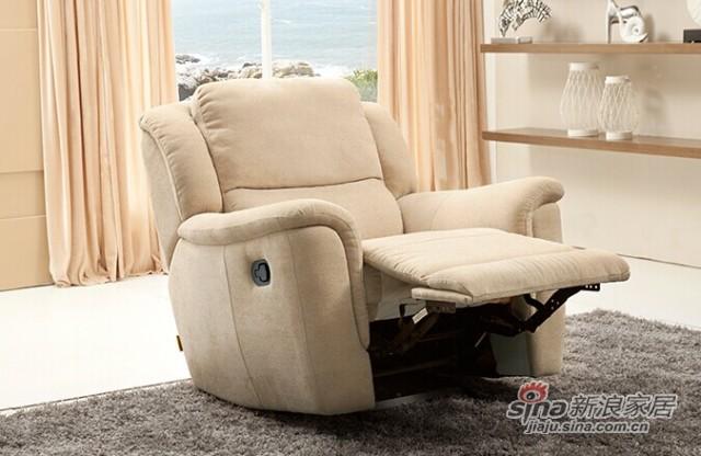 芝华仕单人沙发 K577