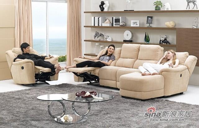 芝华仕单人沙发 K577 -1