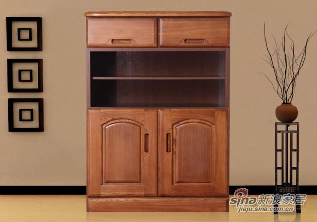 蓝鸟家具 多功能储物收纳储藏置物柜