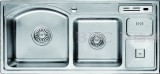 百德嘉五金龙头挂件-H762013不锈钢多功能水槽