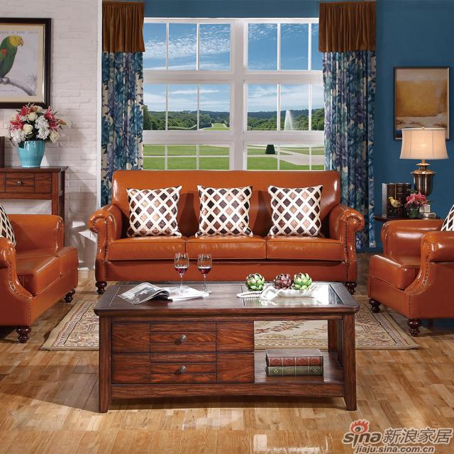巴克庄园S5068#沙发、S5031#长几