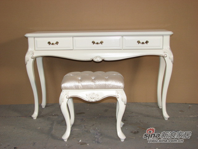 夏格斯玫瑰系列书桌