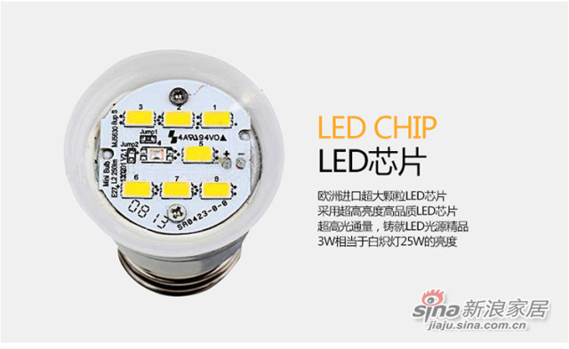 Philips/飞利浦 LED灯泡-4