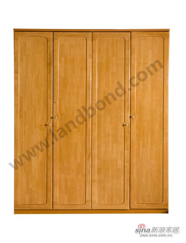 家家具K07502DJ四门衣柜门板