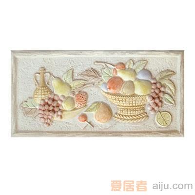 嘉俊-艺术质感瓷片[城市古堡系列]DD1501PW(150*300MM)1