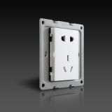 Q5系列一联二三极插座10A