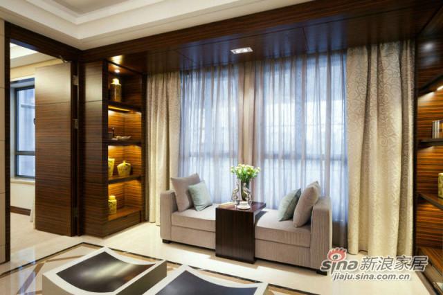 神仙树大院 130平米 新古典风格-3