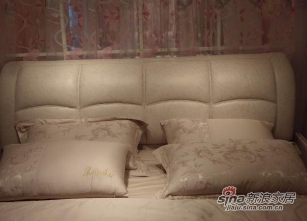 依思蒙沙双人软床-1