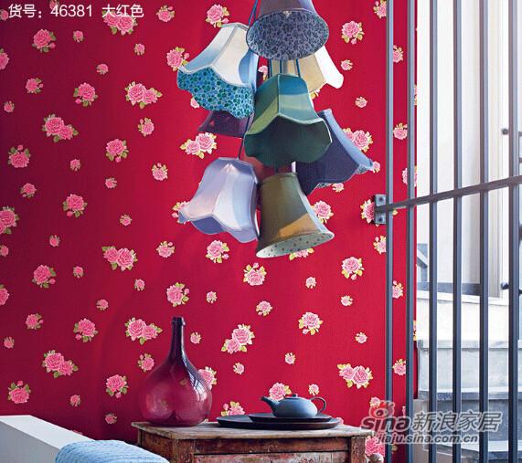 格莱美墙纸 荷兰进口 婚房无纺壁纸