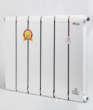 太阳花散热器铜铝复合系列铜惠600-115NTL