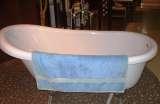 卫浴-惠达-浴缸-船型浴缸HD1501