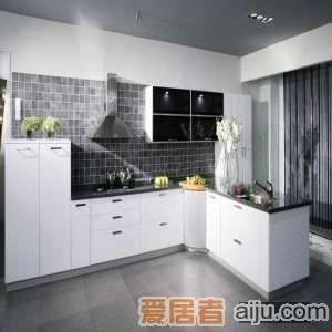珊嘉橱柜烤漆面板雪原苍松C(不含台面)