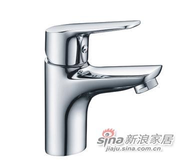 帝朗卫浴节水面盆龙头-0