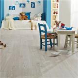 德合家SAXON 强化地板5552白油橡木