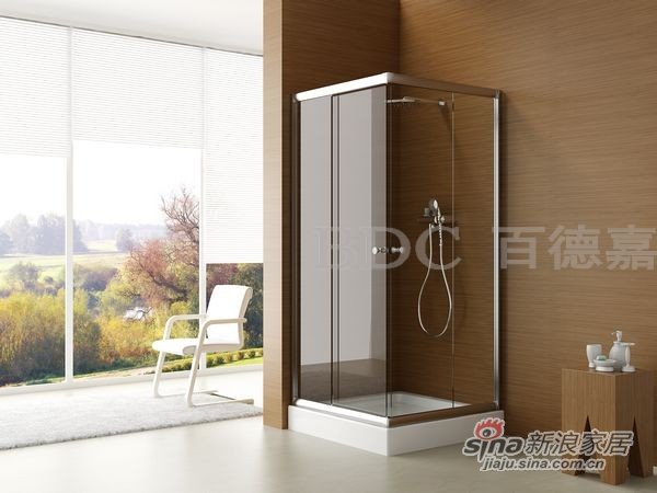 百德嘉淋浴房-H431304-0