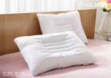 水星家纺 儿童决明子枕全棉护颈枕头