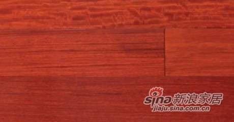 锦绣前程实木地板红木色类—香脂木豆