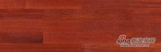 大卫地板经典实木-东南亚悠然系列S32L02印茄木(本色淋漆)-0