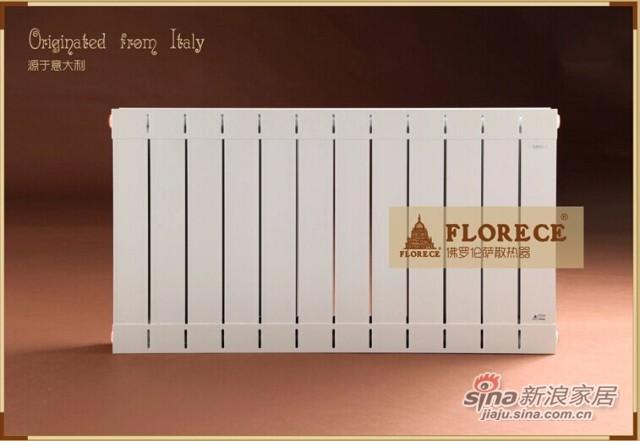 佛罗伦萨 多纳泰罗Donatello铜铝复合家用采暖散热器暖气-0