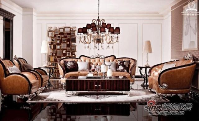 罗曼迪卡新古典沙发-2