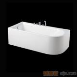 惠达-HD1313龙头浴缸