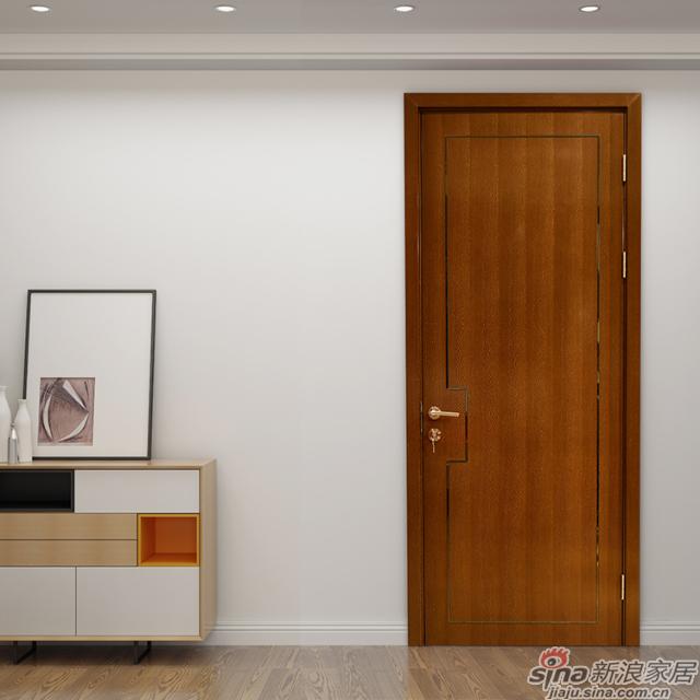 领尚木门LS-X016