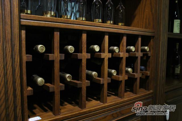 实木酒柜-3
